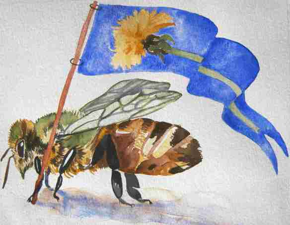 J. Muir: Bees for Peace