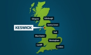 Keswick on the map, from keswick.org/